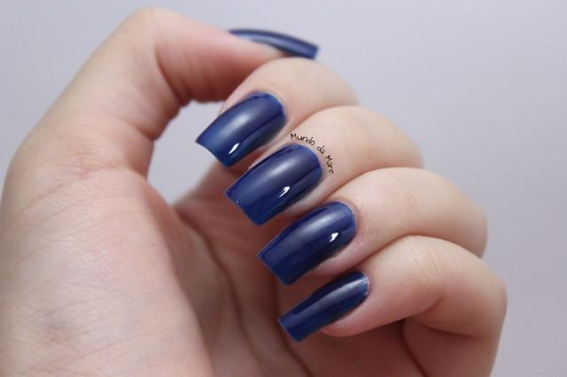 azul bionico