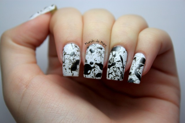 splatter nails 1