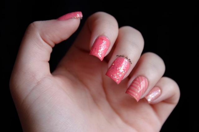 nail art e glitter balada 1