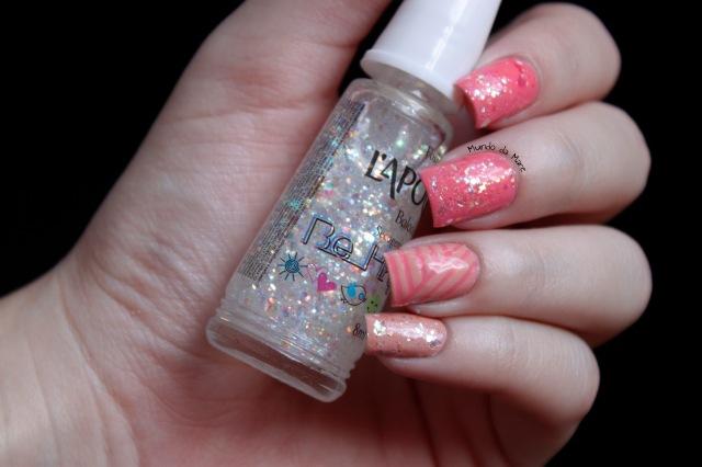 nail art e glitter balada 2