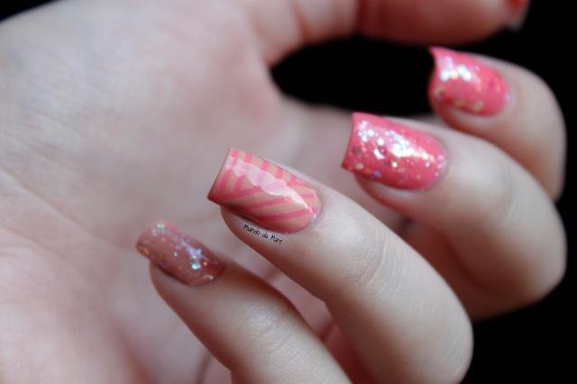 nail art e glitter balada 4