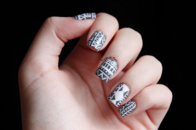 tribal nails 2