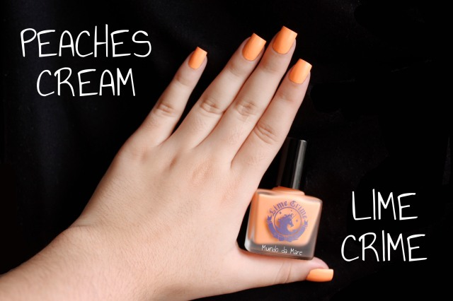 peaches cream lime crime