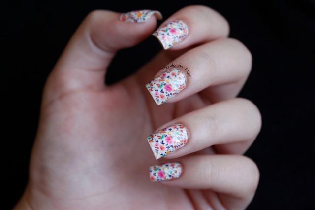 floral esmalte bonito 3