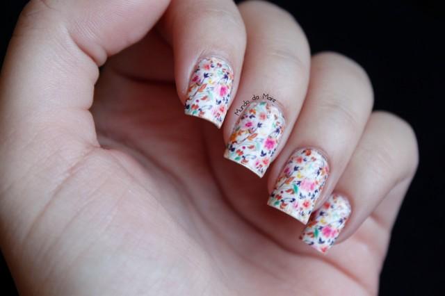 floral esmalte bonito 5